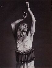 Iggy Pop 'Mojo' Interview Clipping