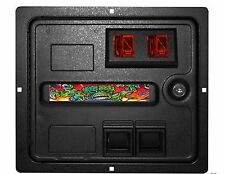 ATTACK FROM MARS PINBALL COIN DOOR DECAL