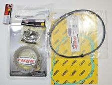 Honda TRX 400EX 400X 2005-2014 Tusk Clutch Kit w/ Springs Gasket Cable & Lever