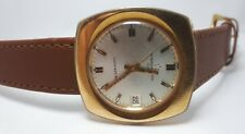 Vintage Eterna Matic1000 Concept 80 Watch Automatic Wonderful TV Shape Cal 1488k