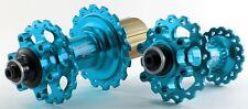 Circus Monkey HDW2 Disc Hub F 32 R 32 H 6Pawls MTB CNC 6Bolt F&R set Blue