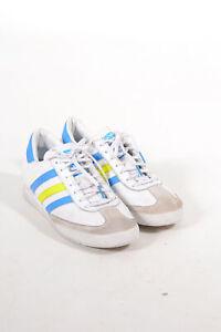 Vintage ADIDAS Franz Beckenbauer Trainers White (UK 8)