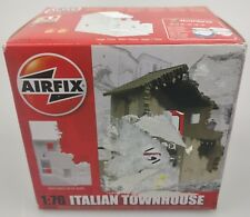 Airfix SCALA 1:76 ITALIAN TOWNHOUSE UNDECORATED RESINA MODELLO A75014