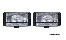 "UNIVERSAL 12v CAR SUV 4X4 OFFROAD CLEAR FOG SPOT LIGHTS LAMPS 5.83""x2.95"""