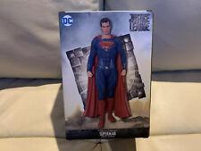 DC Justice League SUPERMAN - Artfx+ Kotobukiya Statue Brand New Sealed FREE S/H
