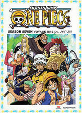 One Piece: Season Seven Voyage One DVD Brand New & Sealed No Reserve!