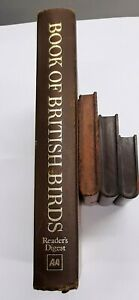 BOOK OF BRITISH BIRDS Reader's Digest & The AA Vintage Book.First Edition 1969