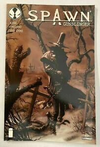 SPAWN # 174, 175 Gunslinger Pt.1 & 2 Image Comic Greek Edition Capullo Cover