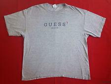 GUESS JEANS Vintage T Shirt 90's USA Preppy Rap Hip Hop Skate ?
