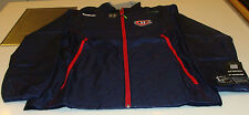 Montreal Canadiens NHL Hockey Reebok Center Ice Rink Jacket Full Zip Small