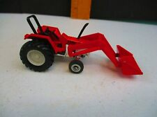 Vintage Maisto 1/64 Tractor & Implements