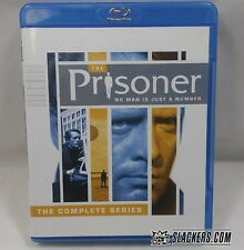 THE PRISONER (5-Disc BLU-RAY/DVD Set Anniversary Ed) VINTAGE TV 1960's UK Sci-Fi
