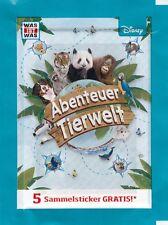 Rewe Abenteuer Tierwelt - 10 Stück aussuchen