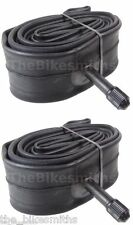"2 PAK Kenda 26 x 1.5 - 1.75 Schrader Valve MTB Bike Bicycle Inner Tube 26"""