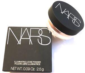 NIB Nars Illuminating Loose Powder ORGASM .09 oz