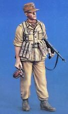 Verlinden 120mm (1/16) German DAK Afrika Korps Infantry with MP 40 WWII 685