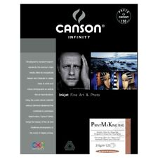 Canson Infinity Print MaKing Rag 310gsm A3 25 Sheets