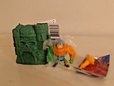 Masters of the Universe Origins Minis MAN-AT-ARMS Green Figure with Weapon