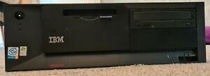 IBM ThinkCentre M50 8187-F3G (Pentium 4 Windows XP/Windows 98 compatible)