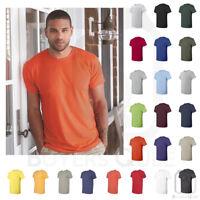 Hanes Mens Nano T T Shirt 100% Cotton Lightweight Tee Crewneck S-3XL - 4980