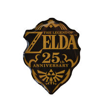 The Legend of Zelda 25th Anniversary Pin / Anstecker, Nintendo