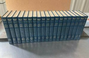 The Annals of America 1968 Encyclopedia Set Volumes 1-19 Good Condition