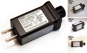 Class 2 Power Supply (JT-DC240V0250-C) UL-Listed US Plug Power 24v Basic