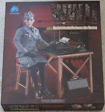 did action figure german sophie 1/6 12'' boxed hot toy ww11 dragon