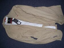 Size 42 VICTORINOX Swiss Army Travel Blazer V Jacket TAN Water Repellent NWT