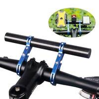 30cm Supporto per estensione manubrio per bici in lega di alluminio
