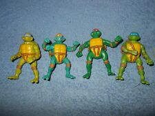 TMNT MacDonalds toys mikey,Don,Leo & Raph (originals)