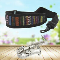 Cotton thicken neck strap harness padded for saxphone neck strap ~SG