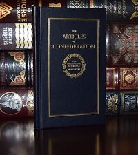 The Articles of Confederation Founding Fathers Deluxe Hardback Pocket Gift Ed.