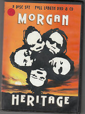 MORGAN HERITAGE - DVD