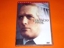 VEREDICTO FINAL - Paul Newman - Edición especial - Precintada