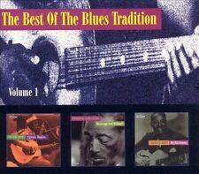 Best of the Blues Tradition, Vol 1  3 CD Box set Lightnin Hopkins, Bill Broonzy