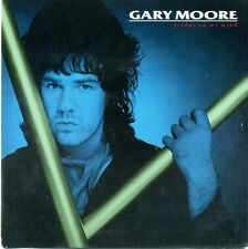 """GARY MOORE-Friday On My Mind/Reach For The Sky(Live) UK 7"""" EX Cond"""