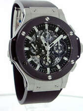 Hublot Big Bang Aero Bang Stainless Steel Ceramic Bezel 44mm 311.SM.1170.RX