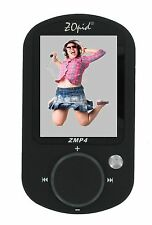 ZOpid HE-ZMP4 4GB 15-in-1 Portable Media MP3 Player PMP /w 2.4 inch Display NEW