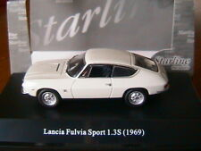 LANCIA FULVIA SPORT 1.3S WHITE SARATOGA 1969 STARLINE 511421 1/43 BIANCA ITALIA