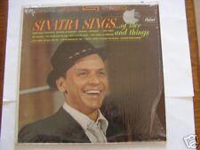 FRANK SINATRA/    SINGS OF LOVE AND THINGS