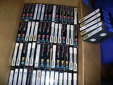 STAR TREK BETA video tapes - vintage TV series 66 DIFFERENT episodes-- RARE