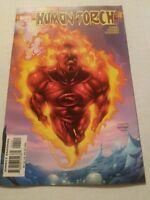 Human Torch #11 May 2004 Marvel Comics Kesel