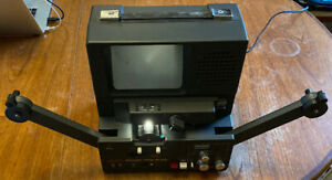 Goko RM-5000 Super 8 Cine Multi Recording Film Editor Viewer & Sound NF System