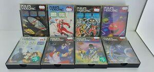 lot of 8 games Videopack G7000 18 25 22 38 16 33 30 34