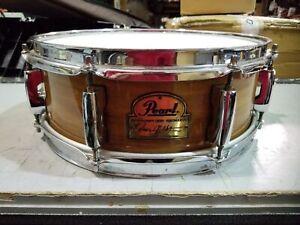 """PEARL Omar Hakim Signature Snare Drum 13"""" x 5"""""""