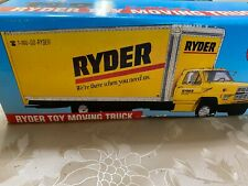 1994 Ryder Moving Truck   First in the Series