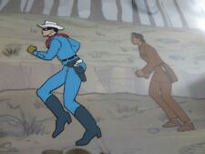The Lone Ranger Royal Animated Art Cel; Great Gift and Unique Gift Idea: