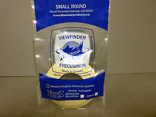 New Bluestar Viewfinder Eye Cushion Round Small View Finder Cushions Chamois
