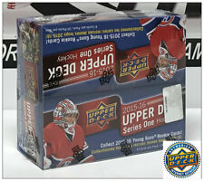 2015-16 Upper Deck Series 1 NHL Hockey Retail F/Sealed Box